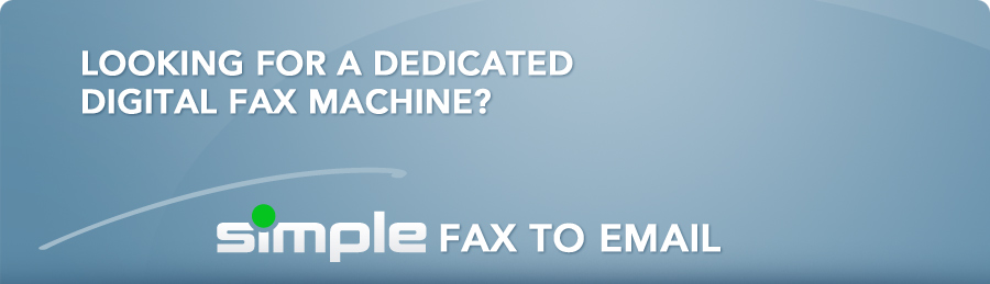 simple digital faxing and fax to email services